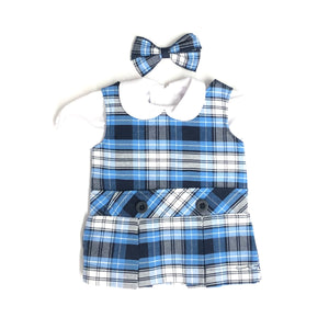 Doll Dress - OLPH Plaid