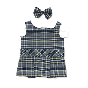 Doll Dress - Minaret Plaid