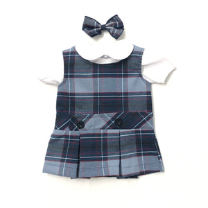Doll Dress - Santa Fe Springs Plaid