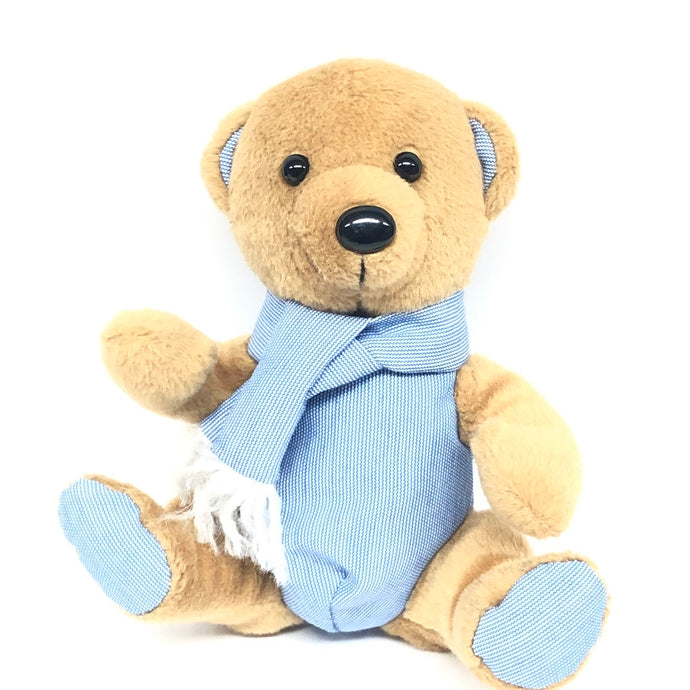 Teddy Bear - Bethany Pinfeather Blue