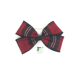 Hair Accessories - Palm Valley plaid