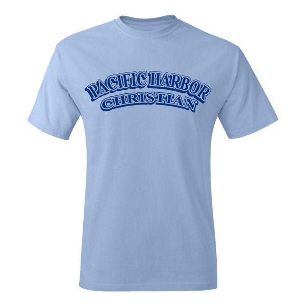 Cotton PE Shirt w/ Pacific Harbor logo (Grades 6-12)