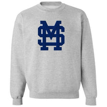 Load image into Gallery viewer, Crewneck Sweatshirt w/ Mary Star High logo