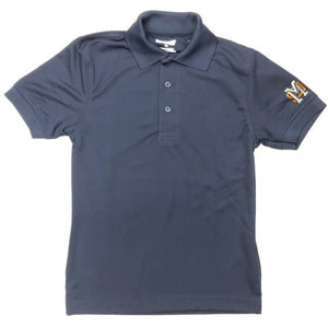 Unisex Dri-Fit Polo w/ Mary Star High logo