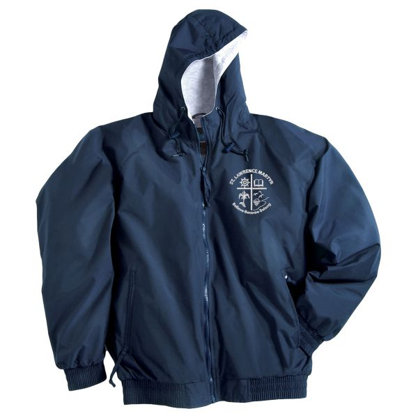 Nylon Jacket w/St. Lawrence Logo