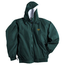 Load image into Gallery viewer, Nylon Jacket w/ St. John Fisher Logo