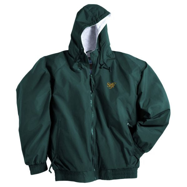 Nylon Jacket w/ St. John Fisher Logo