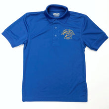 Load image into Gallery viewer, Unisex Dri-fit Polo w/Calvary embroidered logo