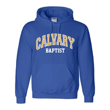 Load image into Gallery viewer, Calvary Tackle Twill Hooded Sweatshirt