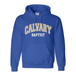 Calvary Tackle Twill Hooded Sweatshirt