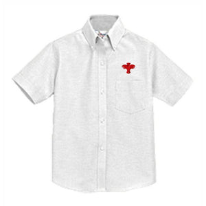 Oxford Shirt w/ Palm Valley logo