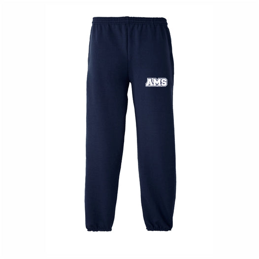 Sweatpant w/American Martyrs logo