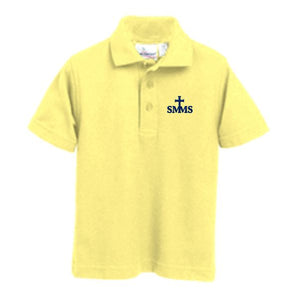 Knit Polo w/ St. Margaret Mary logo
