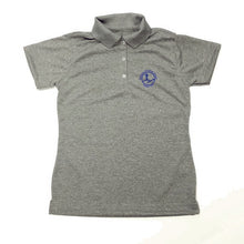 Load image into Gallery viewer, Girl's Fitted Dri-fit Polo w/Bethany logo
