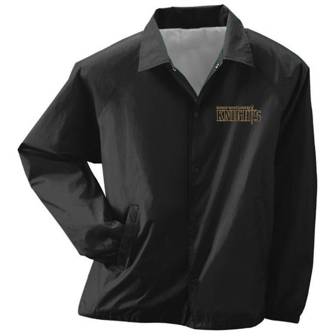 Coaches Jacket w/BMHS logo