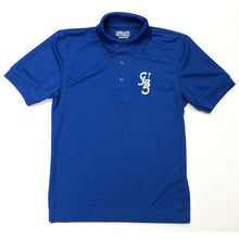 Load image into Gallery viewer, Unisex Dri-Fit Polo w/ St. John the Baptist logo