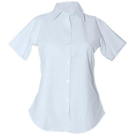 Girls Fitted Oxford Shirt
