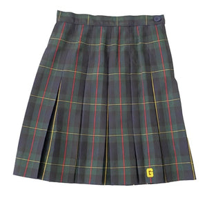 Women's All Around Skirt - Garces plaid
