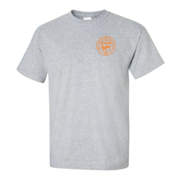 Cotton PE Shirt w/SPPS logo