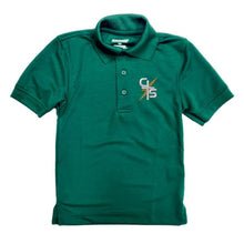 Load image into Gallery viewer, Unisex Dri-Fit Polo w/ Christ Lutheran logo