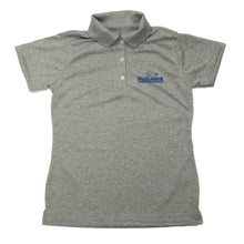 Load image into Gallery viewer, Girls Fitted Dri Fit Polo w/PHCS logo