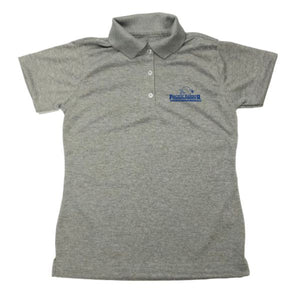 Girls Fitted Dri-fit Polo w/ Pacific Harbor logo