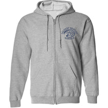 Load image into Gallery viewer, Zip Hood Sweatshirt w/Calvary logo