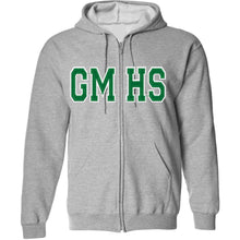 Load image into Gallery viewer, Garces Tackle Twill Zip Hooded Sweatshirt
