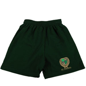 PE Knit Short w/ St. Theresa logo