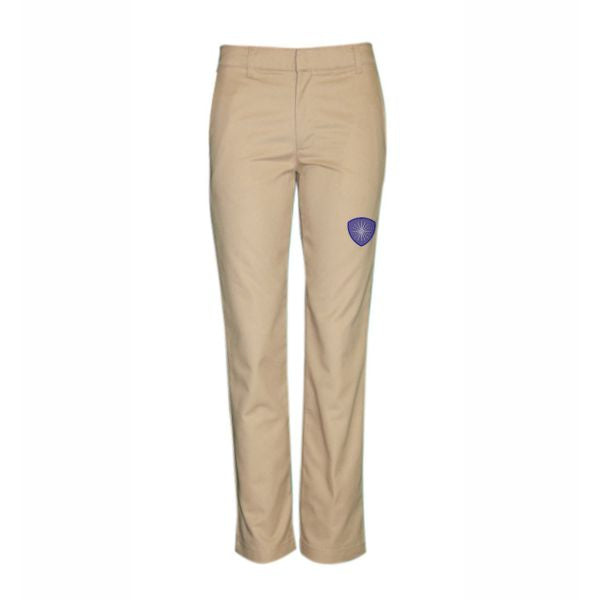 Girl's Stretch Pants w/ Desert Christian logo
