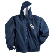 Load image into Gallery viewer, Nylon Jacket w/Christ Lutheran Logo