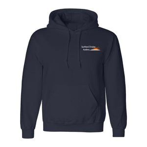 Hooded Sweatshirt w/Southland logo