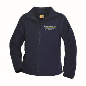 1/4 Zip Sweatshirt w/ South Bay Christian School logo