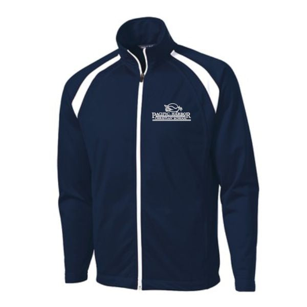Track Jacket w/ Pacific Harbor logo