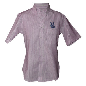 Boys Oxford Shirt w/Valley Christian logo