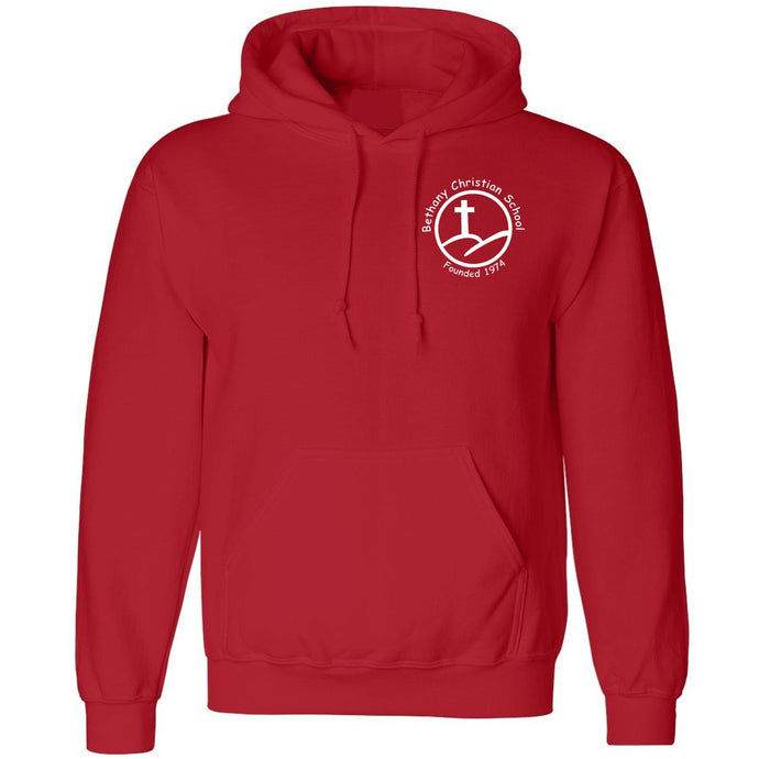 Hooded Sweatshirt w/Bethany logo