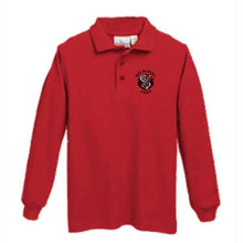 Load image into Gallery viewer, Long Sleeve Knit Polo w/Rio Hondo logo