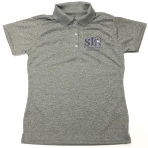 Women's Fitted Dri-fit Polo w/St. Thomas logo