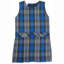 Girl's Jumper - St. Thomas Plaid (Grades: TK-4)