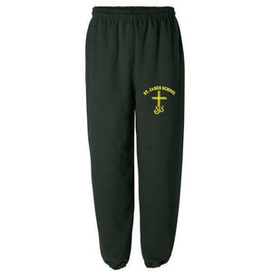 Sweatpant w/ St. James logo