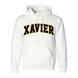 Xavier Tackle Twill Hooded Sweatshirt