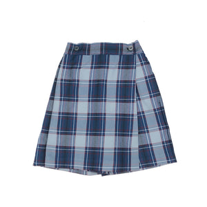 Wrap Skort – Santa Fe Springs Plaid