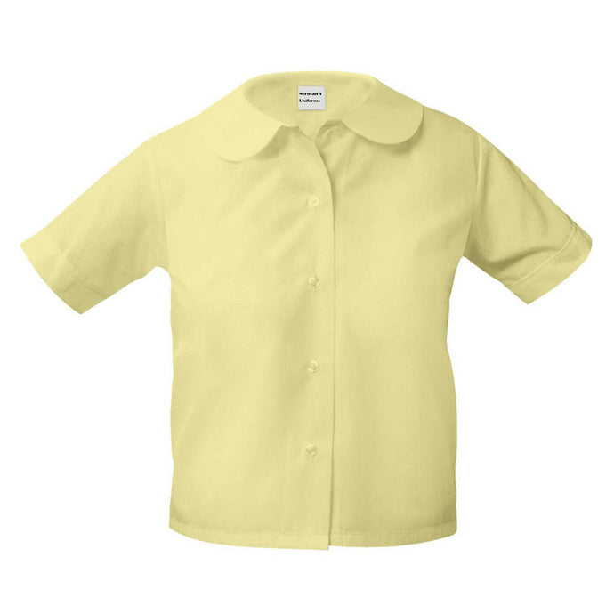 Yellow Peter Pan Blouse