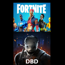 Load image into Gallery viewer, 1 DAY GMSPACK DRM PROTECTION (DBD)+ FORNITE
