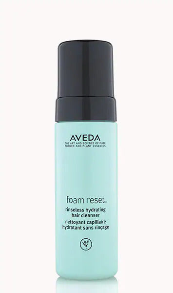 foam reset™ rinseless hydrating hair cleanser
