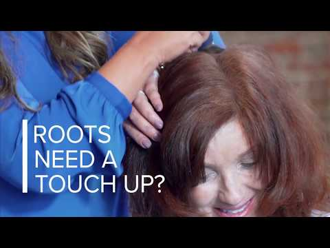 Color & Lift Root Color Powder with Thickening Fibers