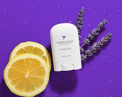 TRAVEL FREEDOM NATURAL DEODORANT