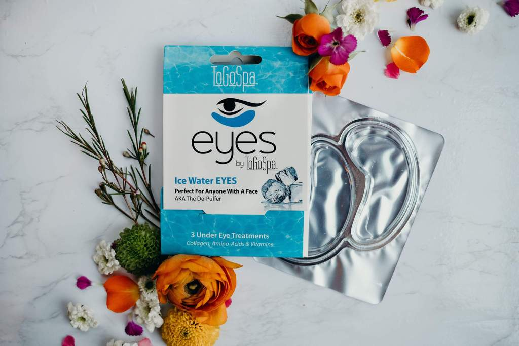 Ice Water EYES by ToGoSpa - The De-Puffer 3 treatments