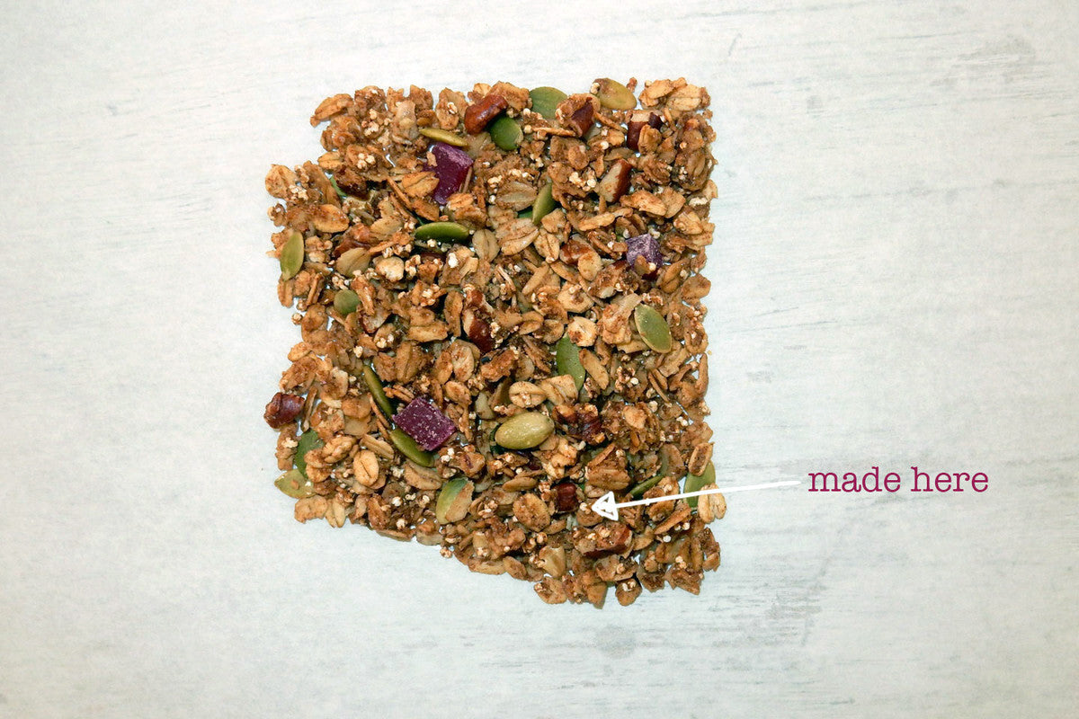 Bird's Nest Granola