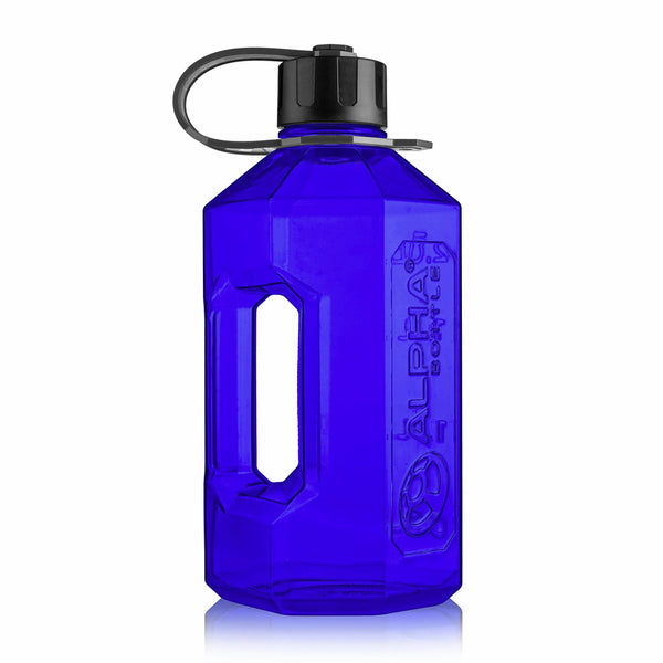 Alpha Bottle XXL 2400ml - Blue